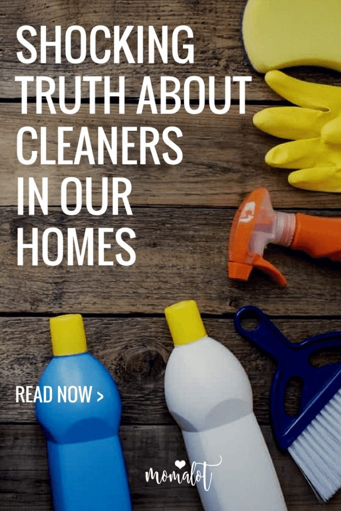 Shocking Truth About Cleaners in Our Homes