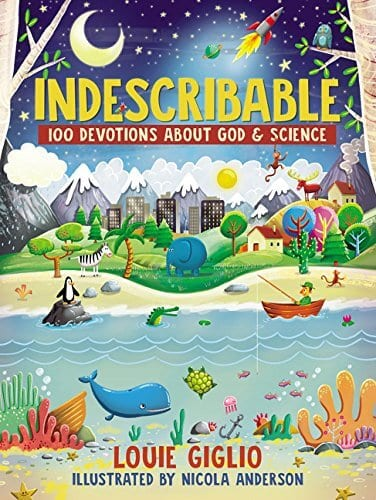 Indescribable 100 devotions for kids