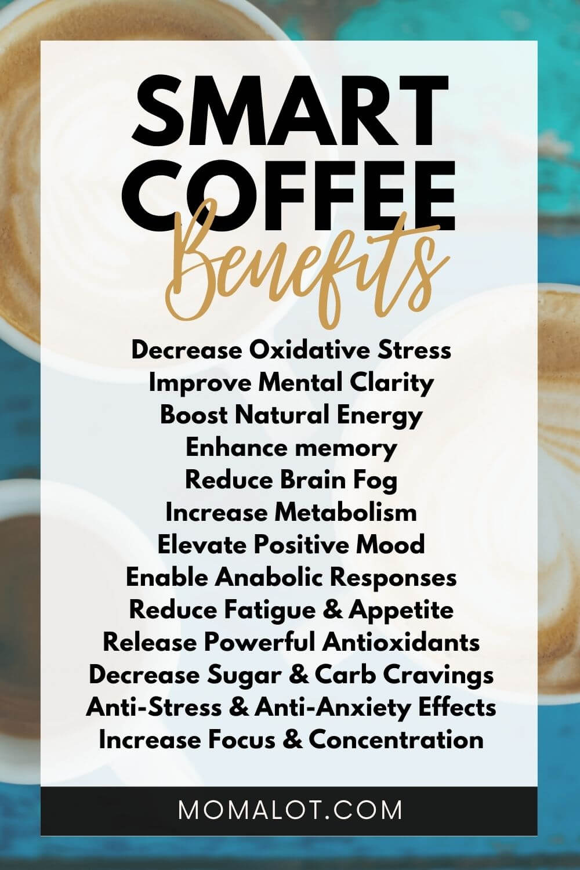 benefits of smart coffee